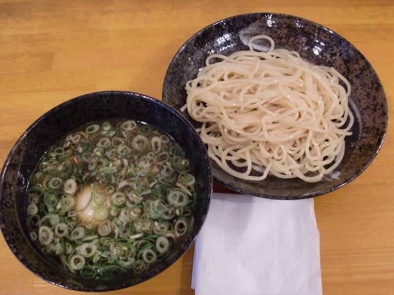 多だ屋@大阪・野田・醤油つけ麺
