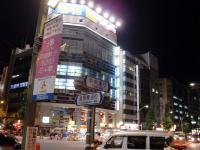 田中そば店@末広町・冷やし・交差点
