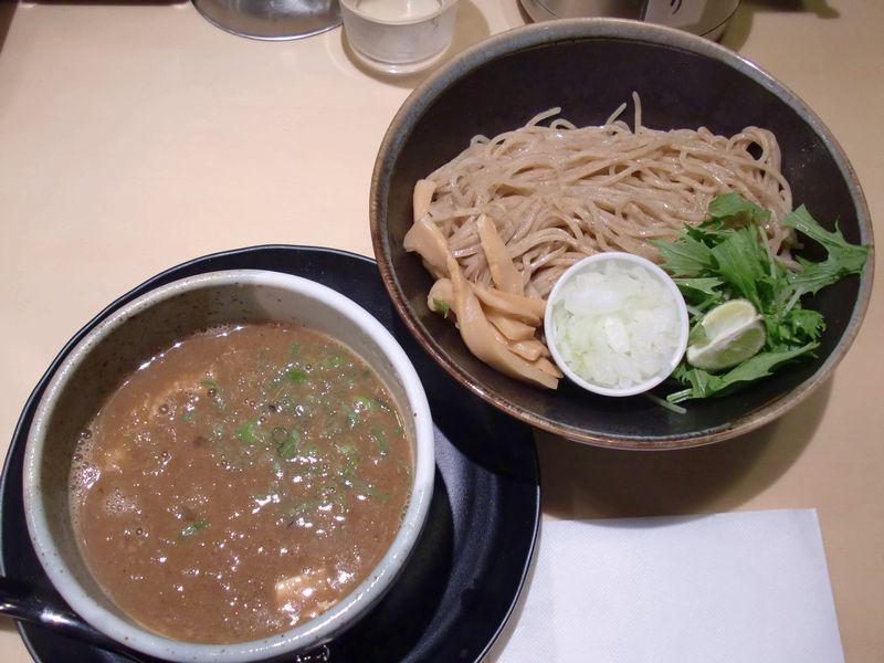 たか松@茅場町・つけ麺