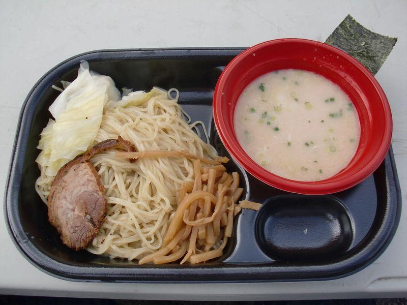 マタトール@つけ麺博2012・塩つけ麺