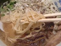 ○助@新宿・麺上げ