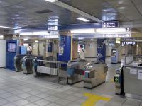 過門香@銀座一丁目・駅改札