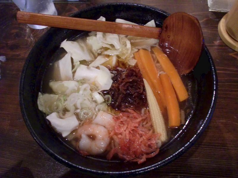Shrimp@中野・えび麺
