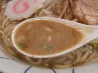 き楽@御成門・味噌・スープ
