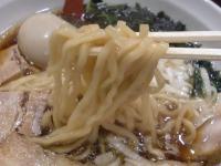 ぷん楽@木場・正油・麺