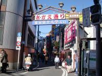 うま家@高田馬場・20121219・さかえ通り