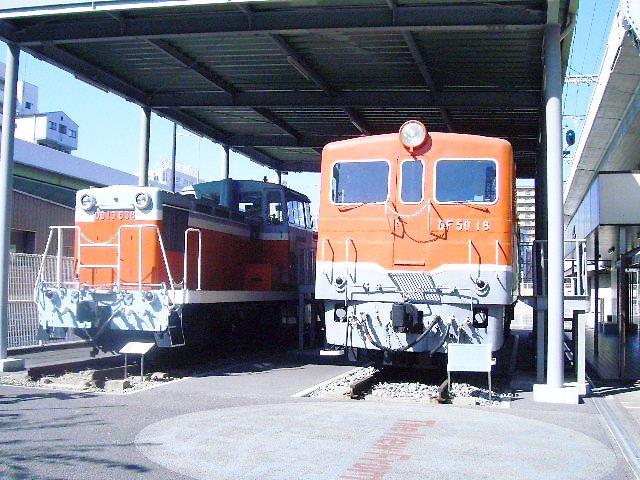 DD13とDF50