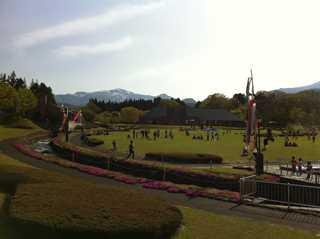 福島の公園