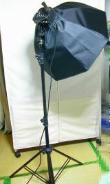撮影用照明1