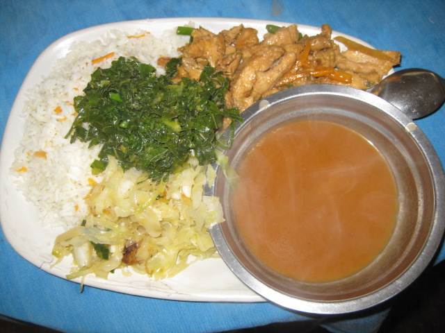 ケニア料理①