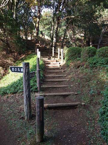 登山道みたい
