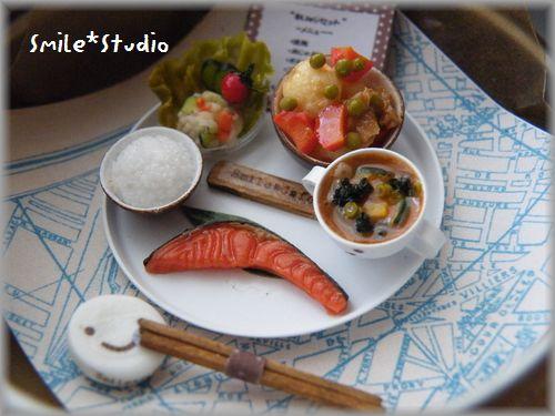秋の和食セット2