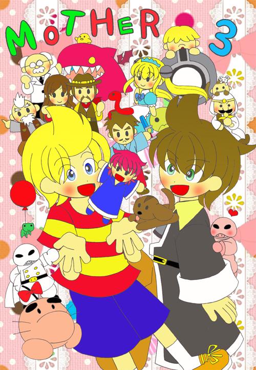 祝 MOTHER3 6周年!!