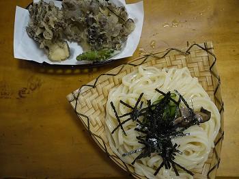 大澤屋のセットメニュー:竹です
