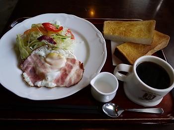 朝食Bセットです。