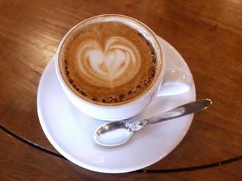 カフェ・ラテ♪