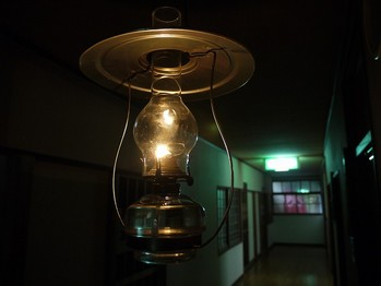 趣があるランプ