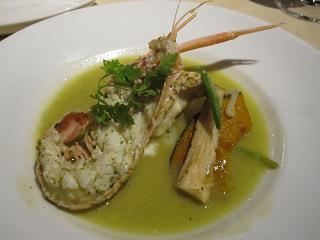 オリエンタルレストラン サラマンジェ