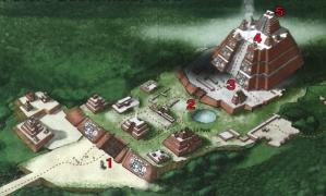 ミラドールラダンタ遺跡図版