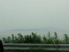 琵琶湖:竹生島