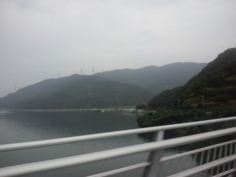 大飯原発へ向かう橋1
