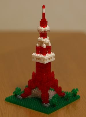 東京タワー クリアー