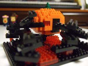 怪しいかぼちゃはうす