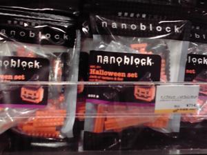 ナノブロック  ハロウィンセット