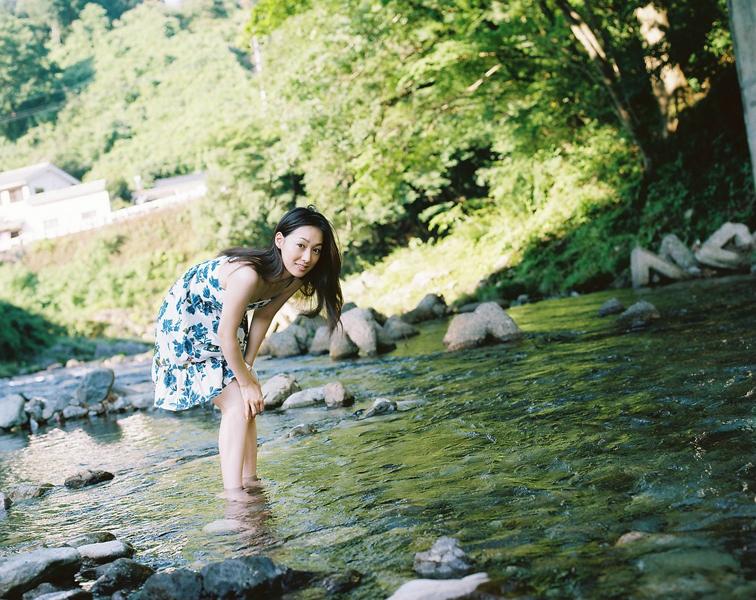 【ウルトラマンメビウス】ミサキ女史の写真特集、キャミソールのミサキ女史4