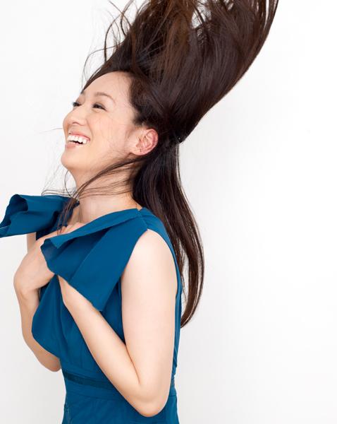 【ウルトラマンメビウス】ミサキ女史の写真特集、モデル風のミサキ女史2