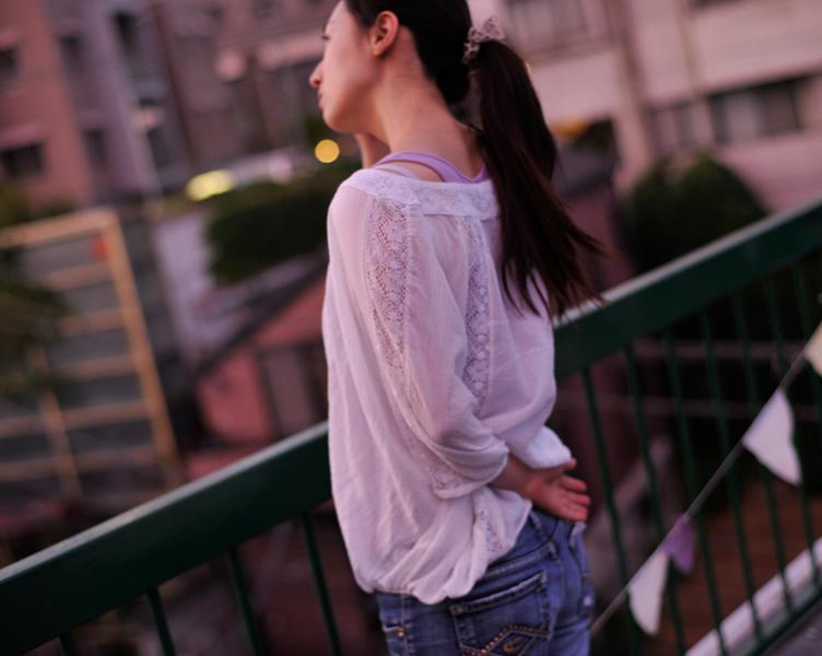 【ウルトラマンメビウス】ミサキ女史の写真特集、夕陽とミサキ女史3