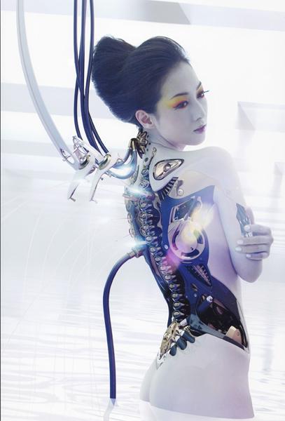 【ウルトラマンメビウス】ミサキ女史の写真特集、ミサキ女史が壊れた(?)3