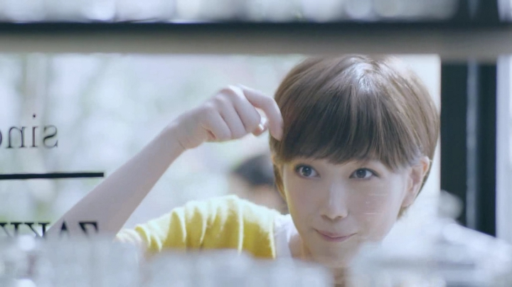 2代目【GTO】神崎麗美(本田翼)花王ケープCMに登場!「続いてる」