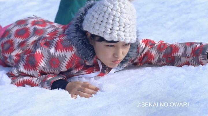 JR SKI SKIのCM、神崎から雅へ…「しないの?…キス…」