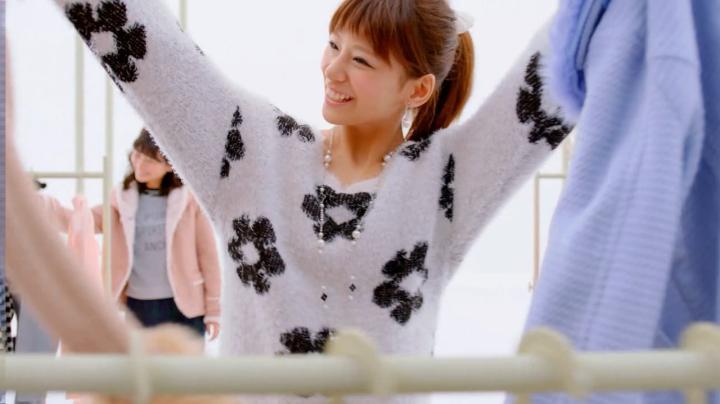 2代目【GTO】葛城美姫(西内まりや)しまむらCMの第3弾に登場!