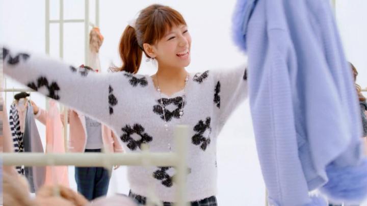 2代目【GTO】葛城美姫しまむらCM第3弾に登場!「可愛いのが一杯で、迷うよね~」