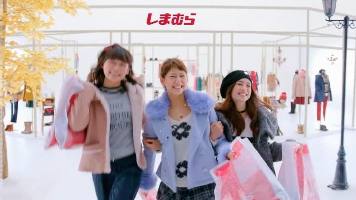 2代目【GTO】葛城美姫しまむらCM第3弾に登場!「滅茶苦茶ラヴリィ」