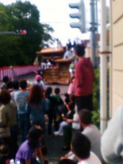 信太山だんじり祭り