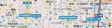 阿弥陀池地図