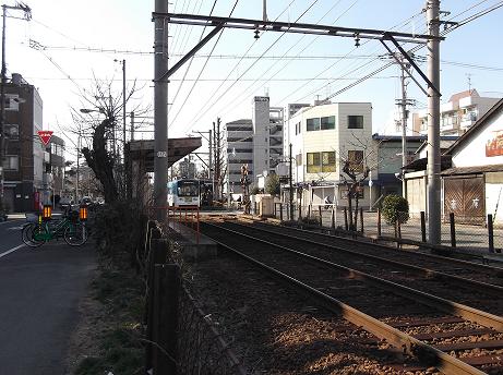 阪堺線聖天坂600