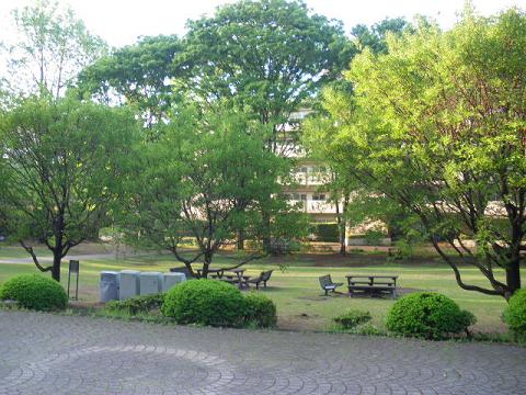 大学の学生寮