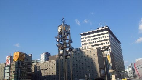 写真⑬  カリヨン時計
