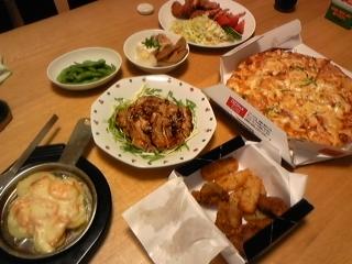 弁当 ご飯 携帯 012