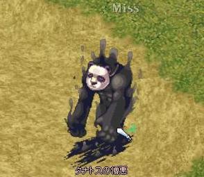 パンダがパンダを呼ぶ
