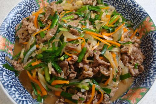 100718-010牛肉野菜の炒め(縮小)