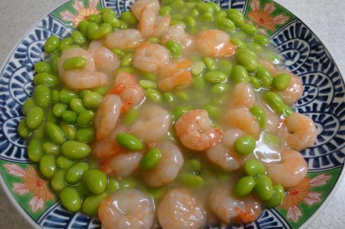100829-020海老と枝豆の炒め(縮小)