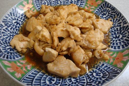 100923-010鶏胸肉の照り焼き(縮小)