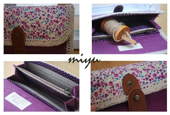 長財布(フィービー紫×葡萄)3