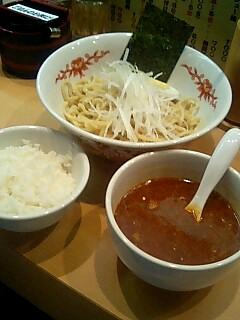 太太つけ麺5辛+ライス.jpg