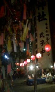 1008たなばた神社祭